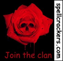 Click here to join the Spellcrackers.com Clan, and get your Clan Member web badge